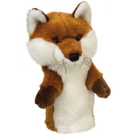 Daphne's Driver Headcover Fox