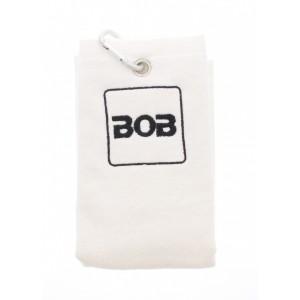 BOB Golfhanddoekje Wit