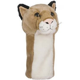 Daphne's Driver Headcover Cougar