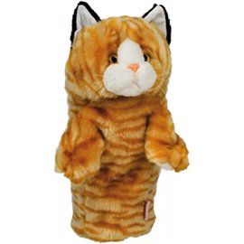 Daphne's Driver Headcover Calico Cat