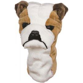 Daphne's Driver Headcover Bulldog