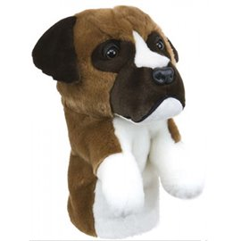 Daphne's Driver Headcover Boxer