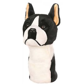 Daphne's Driver Headcover Boston Terrier