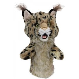Daphne's Driver Headcover Bobcat
