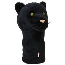 Daphne's Driver Headcover Black Panther