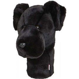 Daphne's Driver Headcover Black Labrador