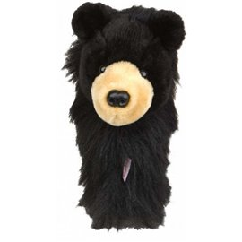 Daphne's Driver Headcover Black Bear