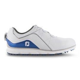 FootJoy Pro SL BOA Wit/Blauw