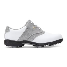 FootJoy W DryJoys Wit/Zwart