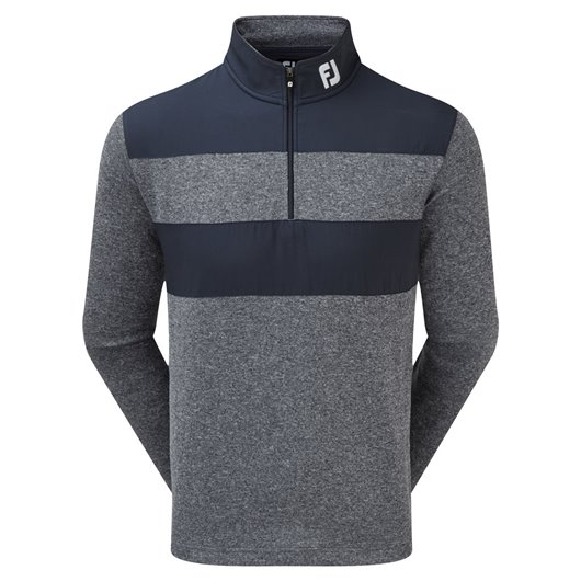 FootJoy Flat Back Chill-Out Pullover Navy