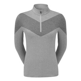 FootJoy Engineered Jersey Pullover Grijs