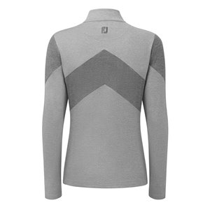 FootJoy Engineered Jersey Pullover Grijs