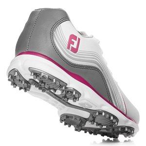 FootJoy W Pro SL Wit/Grijs/Fuchsia
