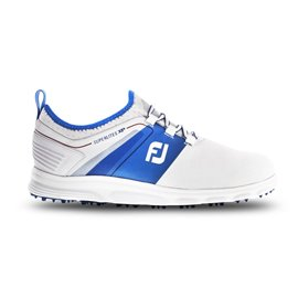 FootJoy Superlites XP Wit/Blauw