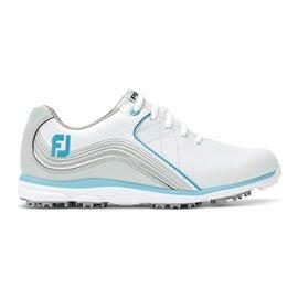 FootJoy W Pro SL Wit/Zilver/Blauw
