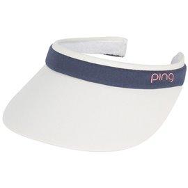 Ping Visor Dames 2019 Wit