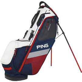 Ping Hoofer 2019 Navy/Wit/Rood