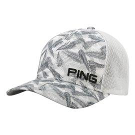 Ping Pattern Mesh 2019 Wit