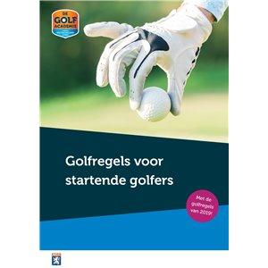 Golfregels voor startende golfers 2019 (NGF)