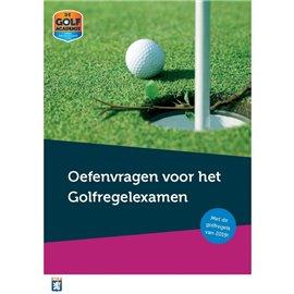 Oefenvragen voor het Golfregelexamen 2019 (NGF)