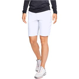 Under Armour Links Korte Broek Wit