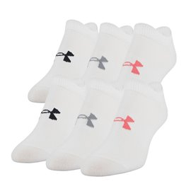 Under Armour Essential Sokken Wit