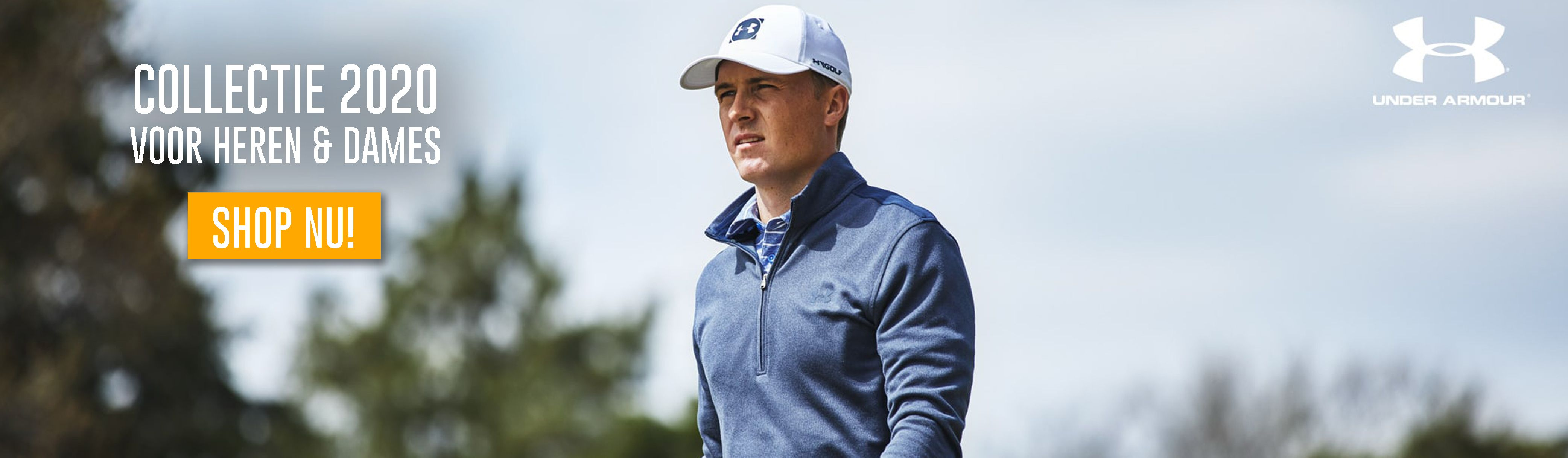 Under Armour Golf Collectie 2020