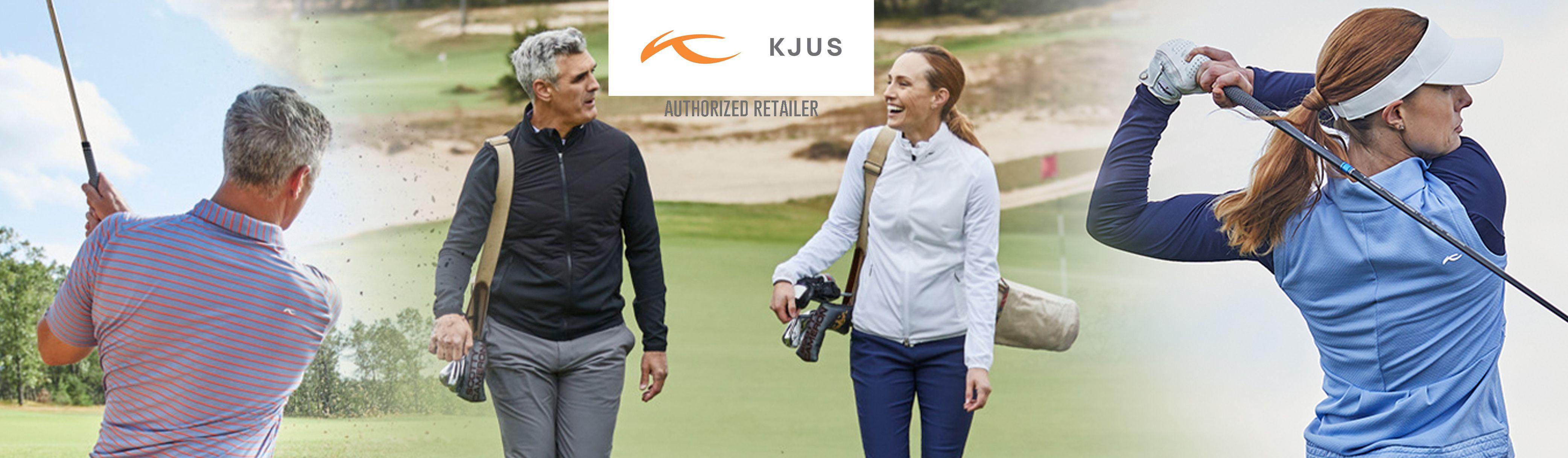 KJUS Golfkleding 2020
